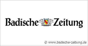 Probestau im Rückhaltebecken Breitmatt - Ettenheim - Badische Zeitung