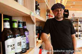"""Biershop-Betreiber in Ettenheim: """"Wir sind immer noch da"""" - Ettenheim - Badische Zeitung"""