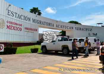 Hondureña detenida en Acayucan logra amparo contra deportación - Imagen de Veracruz