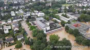 Hochwasserkatastrophe in Sinzig: Wohl Hunderte Menschen obdachlos - Kreis Ahrweiler - Rhein-Zeitung
