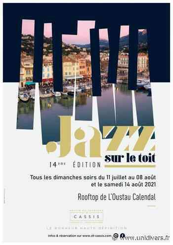 Jazz sur le toit: SUZANNE WOGNIN QUINTET Oustau Calendal dimanche 18 juillet 2021 - Unidivers