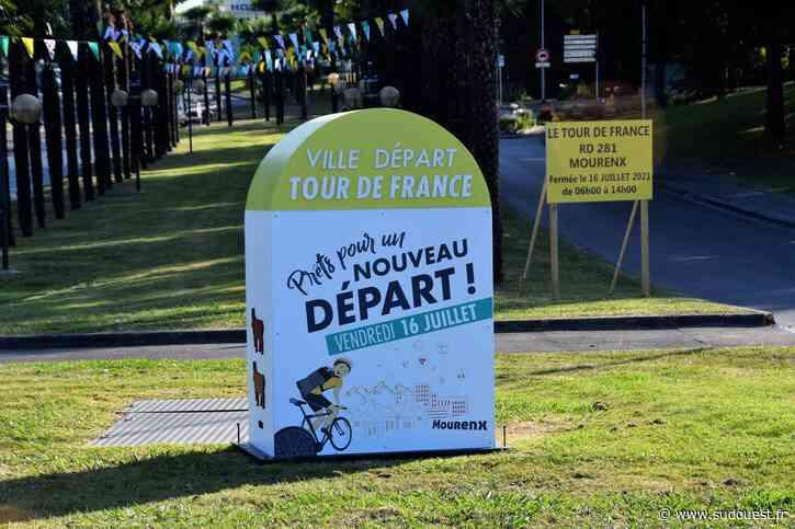 Mourenx : la ville est prête à accueillir la 19e étape du Tour de France - Sud Ouest