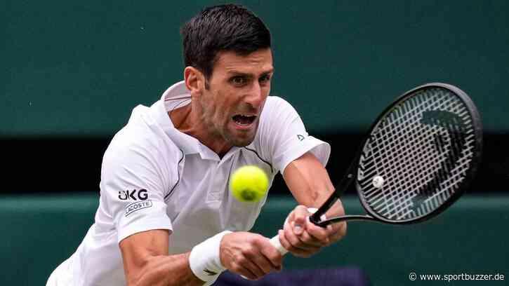 Novak Djokovic auf der Jagd nach dem Golden Slam: Tennis-Star bestätigt Olympia-Teilnahme - Sportbuzzer