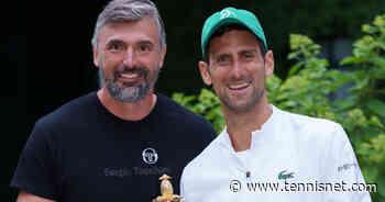 Goran Ivanisevic - Novak Djokovic muss man 27 Mal killen - tennisnet.com