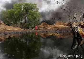 Shell Confirms Oil Spill From Bayelsa Facility - LEADERSHIP NEWS
