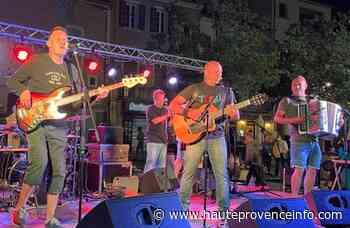 [En images] : la célébration du 14 juillet à Manosque - Haute-Provence Info