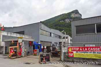 Saint-Claude : les salariés de MBF industrie ont porté plainte contre les dirigeants et actionnaires de leur e - France 3 Régions