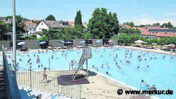 Dorfen: Ab zehn Jahren alleine ins Dorfener Freibad - Merkur.de