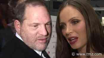 Harvey Weinstein, Georgina Chapman Are Officially Divorced - TMZ