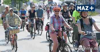 Wustermark will fahrradfreundliche Kommune werden - Märkische Allgemeine Zeitung