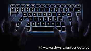 Polizei warnt - Computerbetrüger zocken 56-Jährigen in Furtwangen ab - Schwarzwälder Bote