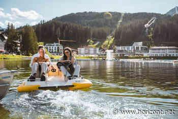 Tourismus-Marketing: Aroser Floss-Date geht in zweite Runde - Horizont.net