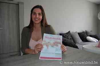 Ze raakte zelf uit de schulden en nu deelt Budget Brunette Djennah (28) haar ervaringen in groepspraktijk