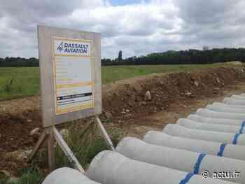 Val-d'Oise. Dassault à Cergy-Pontoise : la piste d'atterrissage est dégagée - actu.fr