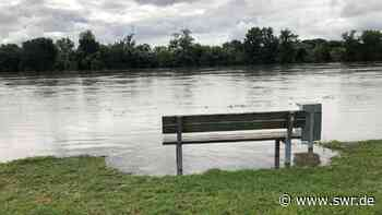 Pfalz bereitet sich auf Hochwasser vor: Speyer und Germersheim wappnen sich - SWR