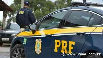 Acidente deixa feridos pedestre e condutor não habilitado em Sombrio - Uaaau
