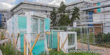 La Ville garde à l'œil la rénovation de la résidence des Fleurs - La Gazette en Yvelines