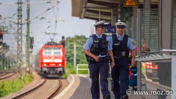Bahn Kriminalität Fahndungserfolg: Automatenknacker - Spur einer kriminellen Bande führt auch nach Hennigsdorf - moz.de