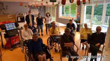 Société : Lillers : enfin un retour à la normale à l'Ehpad Les Remparts - L'Écho de la Lys