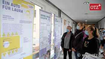 Ausstellung im Landratsamt Schleiz wirbt dafür, Berufe geschlechterneutral zu besetzen - Ostthüringer Zeitung
