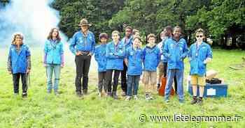 Les scouts de Montrouge ont apprécié leur séjour à Scaër - Le Télégramme