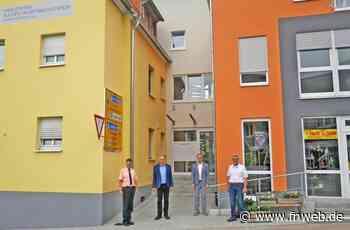 Umfassende Fassadensanierung abgeschlossen - Fränkische Nachrichten