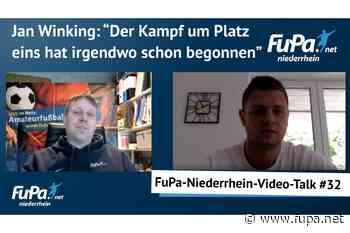 Video-Talk: Jan Winking spricht über den 1. FC Bocholt - FuPa - das Fußballportal