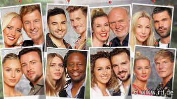 Sommerhaus der Stars 2021: Diese Promipaare gehen in Bocholt als Kandidaten an den Start - RTL Online