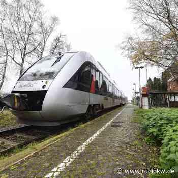 Elektrifizierung: Bahnstrecke Wesel-Bocholt ab heute dicht - Radio K.W.