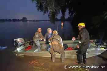 Limburgse Maasgemeenten evacueren