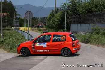 8° Rally del Matese, per la Casarano Team secondo posto nella coppa riservata alle scuderie - Leccenews24