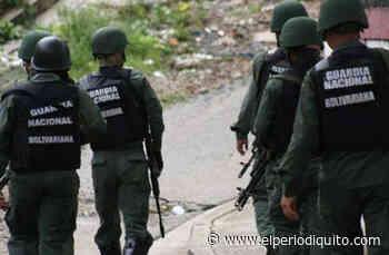 Diario El Periodiquito - Muerto al enfrentarse a la GNB en Camatagua - El Periodiquito