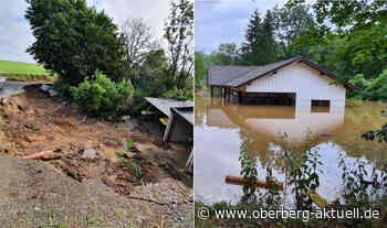 Ortschaften in Radevormwald und Hückeswagen müssen evakuiert werden - Oberberg Aktuell