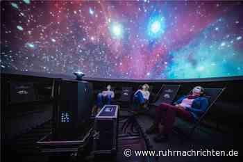 Pop-Up-Planetarium Anfang August zu Gast in Stadtlohn | Stadtlohn - Ruhr Nachrichten