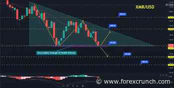 Monero Price Forecast: Double Bottom Supports XMR/USD at $193.50 | - Forex Crunch