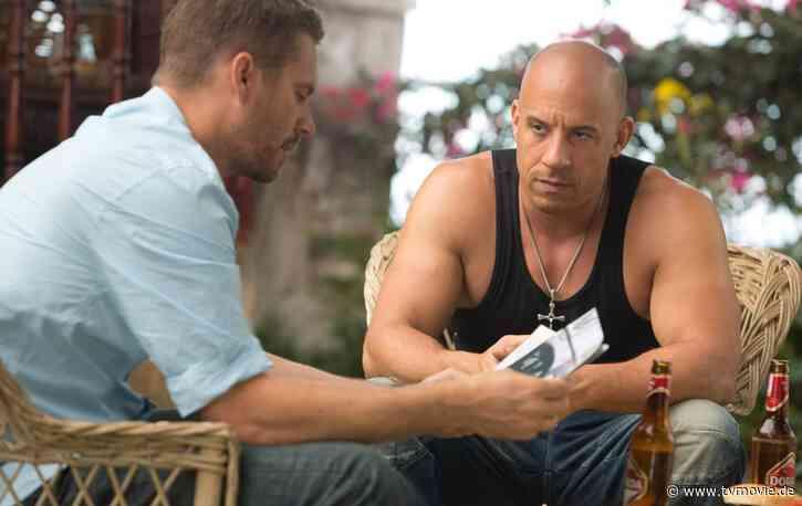 """""""Fast & Furious 9"""": Vin Diesel über den Moment mit Paul Walker, der alles verändert hat! - TVMovie.de"""