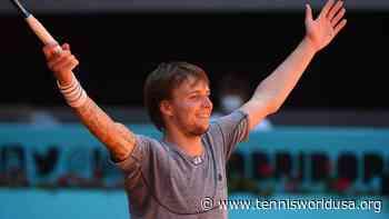 Alexander Bublik reflects on Ivo Karlovic win in Newport - Tennis World USA
