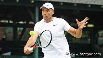 Ageless Ivo Karlovic Books Alexander Bublik Battle In Newport - ATP Tour