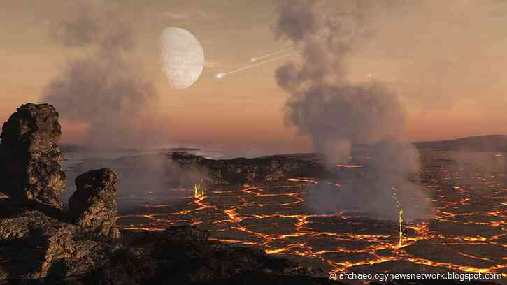 Early Earth was bombarded by series of city-sized asteroids