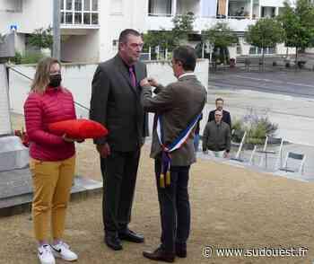 Tarnos : la Médaille militaire remise à Pascal Feixes en ce 14 Juillet - Sud Ouest
