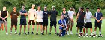 American Football trainieren bei Blau-Weiß Concordia Viersen - Westdeutsche Zeitung