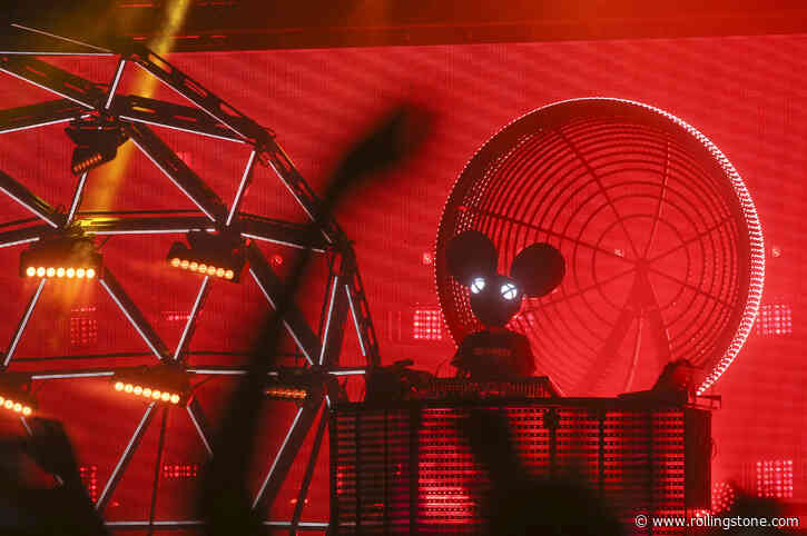 Deadmau5 Is Crowdsourcing His Next Music Video Through a Video Game - Rolling Stone