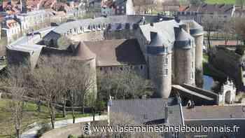 Boulogne-sur-Mer : (Re)découvrez le château comtal - La Semaine dans le Boulonnais