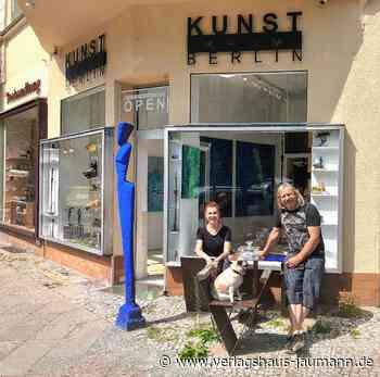 Weil am Rhein: Kunststipendium: Ania Dziezewska, Volker Scheurer - Weil am Rhein - www.verlagshaus-jaumann.de