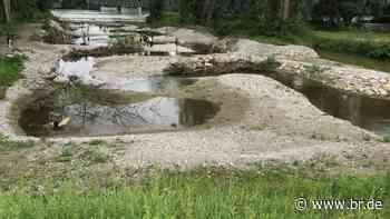 Nach der Flutkatastrophe: Neuer Hochwasserschutz für Simbach - BR24