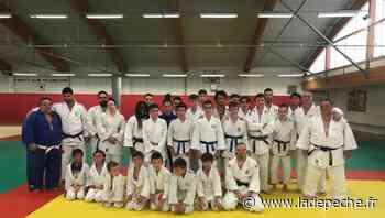 Villeneuve-sur-Lot. 40 stagiaires au Dojo du complexe sportif - ladepeche.fr