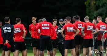 So läuft das Trainingslager des 1. FC Köln in Donaueschingen ab - General-Anzeiger Bonn
