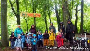 Waldkindergarten seit fast einem Jahr im Bilsteintal in Warstein - soester-anzeiger.de