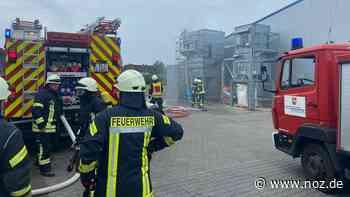 Absauganlage in Geeste in Brand geraten - Keine Verletzten - noz.de - Neue Osnabrücker Zeitung