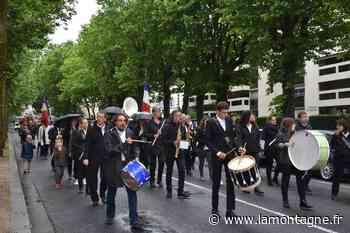 Retour en images sur le défilé du 14 Juillet à Riom (Puy-de-Dôme) - La Montagne